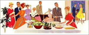 Cene a casa - Cena con delitto